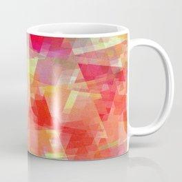 Red Angle Equations Coffee Mug