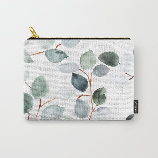 Eucalyptus by claireligraphy