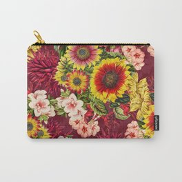 Summer Botanical Garden XV Carry-All Pouch