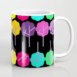 Bright Night in the Park Coffee Mug