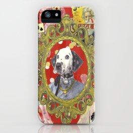 "Adina ""Dotty"" Zivkovic iPhone Case"