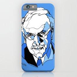 Swiss Psychiatrist Carl Jung iPhone Case
