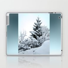 Natures Christmas Tree Laptop & iPad Skin