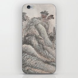 Outing to Zhang Gong's Grotto iPhone Skin