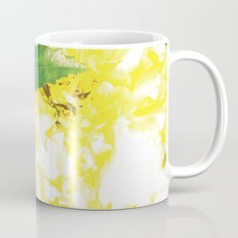 Pretty yellow flowers Coffee Mug