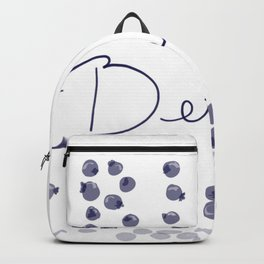 Berry blu Backpack