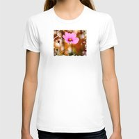 cosmos T-shirts featuring Cosmos by LudaNayvelt