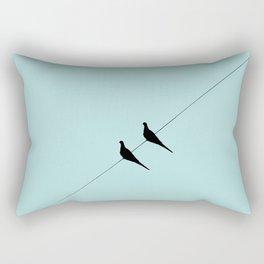 Wire Rectangular Pillow