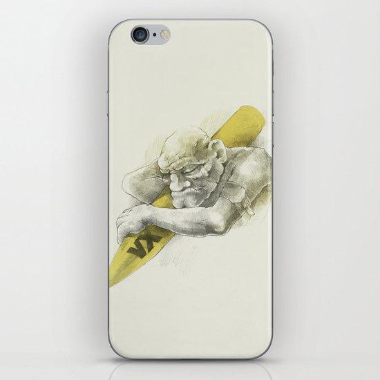 WL / I iPhone & iPod Skin