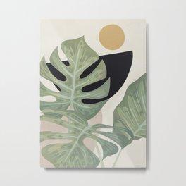 Elegant Shapes 16 Metal Print