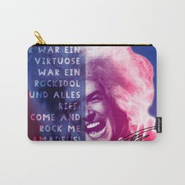 Rock Me Amadeus Carry-All Pouch