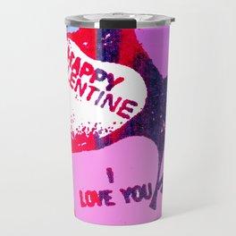 valentine rug Travel Mug