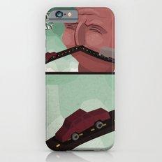Mustache speed iPhone 6s Slim Case