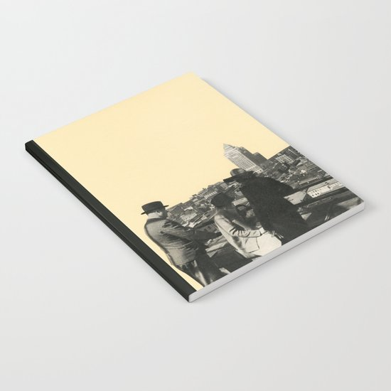 Views Across Vancouver Notebook