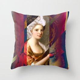 A Certain Charm Throw Pillow