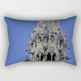 Musician angels of the Sainte-Chapelle, Paris Rectangular Pillow