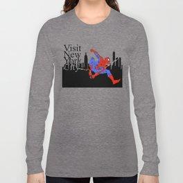 Visit New York City Long Sleeve T-shirt