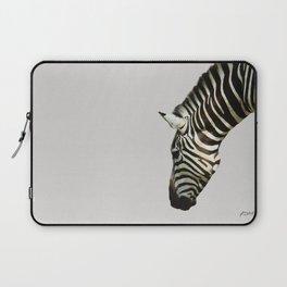 Zebra by Kokatu GREY Laptop Sleeve