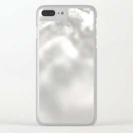 UZ Sect 4 Clear iPhone Case