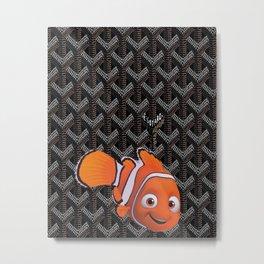 Goyard Nemo Metal Print