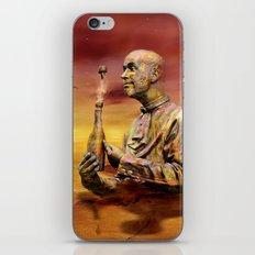 Hochstimmung iPhone & iPod Skin