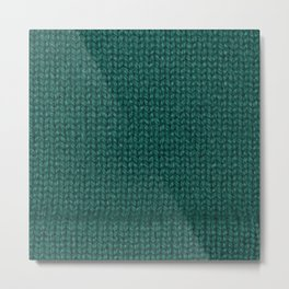 Cashmere Verde Persephone Metal Print