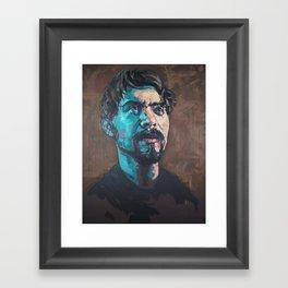 Giovanni Framed Art Print