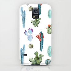 tropical forever Galaxy S5 Slim Case