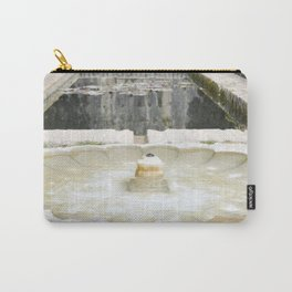 Two Moorish Fountains Carry-All Pouch