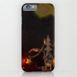Concept Christmas : The barn iPhone Case
