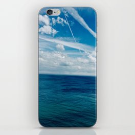 The Sky Clouds iPhone Skin