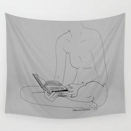 Selma (grey) Wall Tapestry