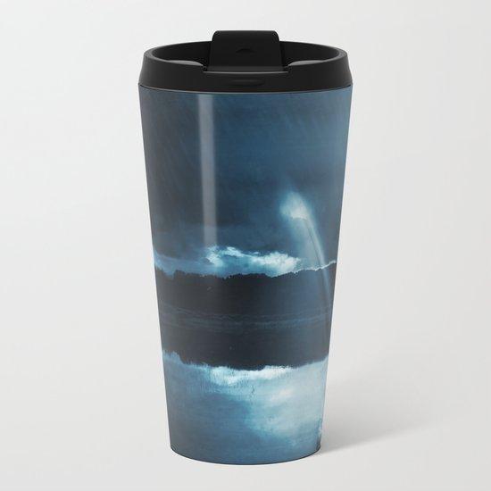 Don't be Afraid.. Metal Travel Mug