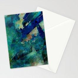 Blue Velvet Stationery Cards