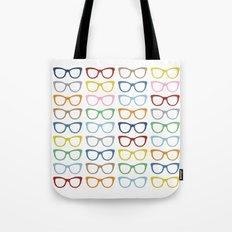 Glasses #2 Tote Bag