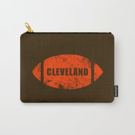 Cleveland Football Carry-All Pouch