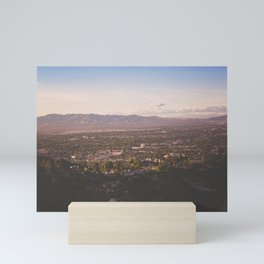 Mulholland Drive Mini Art Print