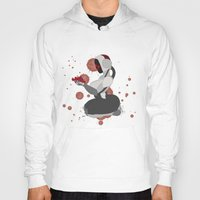 robot Hoodies featuring Robot by Aeternial