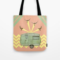 The best way to travel Tote Bag