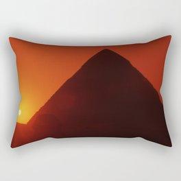 World Famous 2 Rectangular Pillow