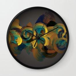 Arcs13 Wall Clock