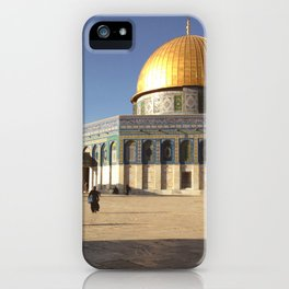 Dome of the Rock x Photo iPhone Case