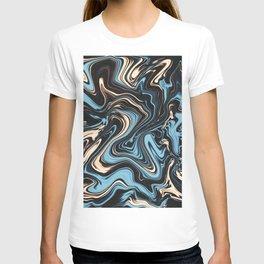 Blueish Chromium T-shirt