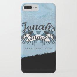 Jonah's Angel iPhone Case