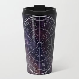 astrology Travel Mug
