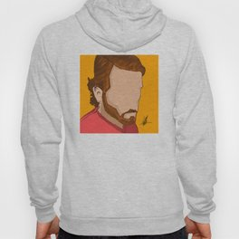 Myself Digitized Hoody