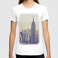 nyc T-shirts featuring NYC by Chernobylbob