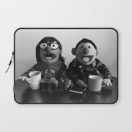 Modern Puppet Gothic Laptop Sleeve