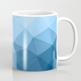 Geometric Polygonal Pattern 03 Coffee Mug