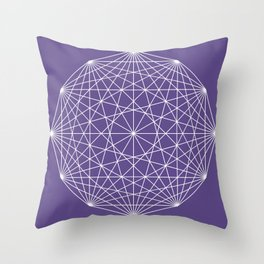 Synch II Throw Pillow